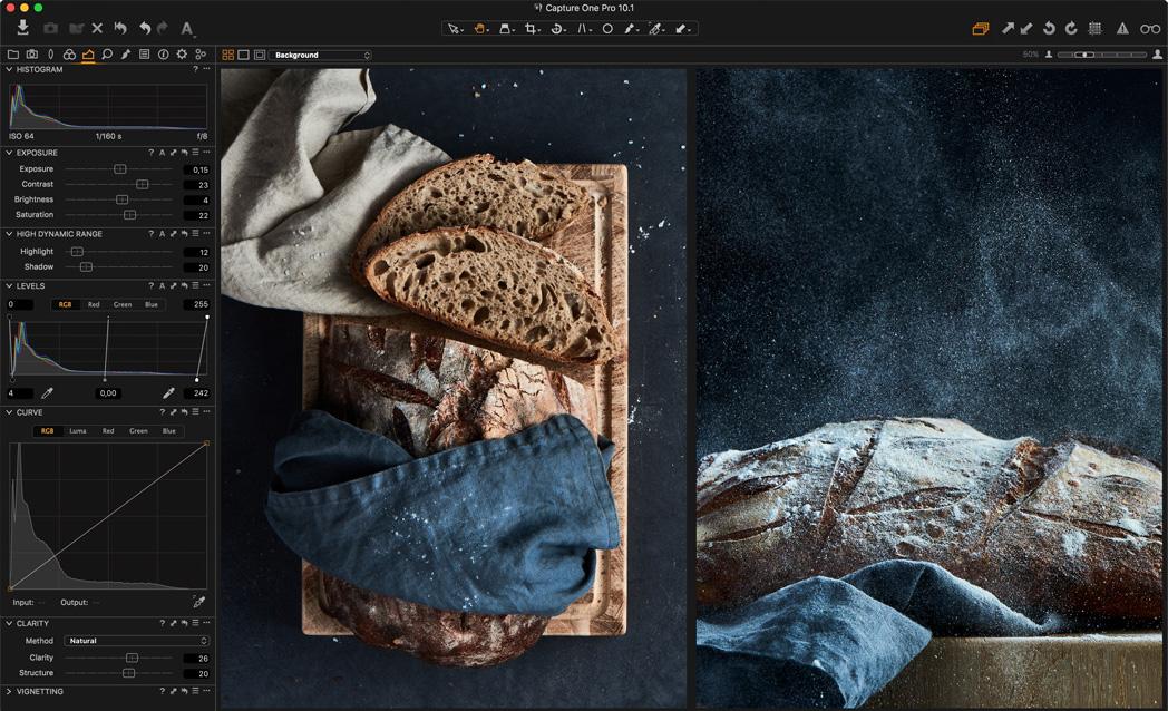 Capture One Pro v12.1.0 一款专业的RAW文件转换器和图像编辑软件