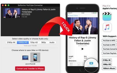Softorino YouTube Converter v2.1.4 实用的YouTube视频下载工具