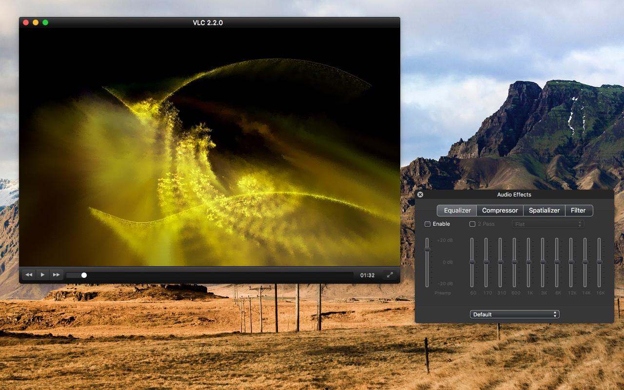 VLC media player v3.0.7.1 开源的跨平台视频播放器