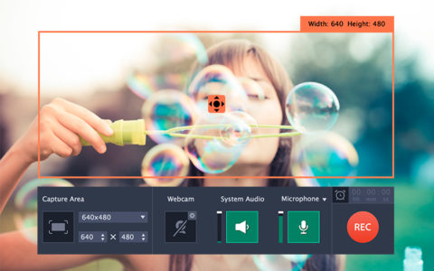Movavi Screen Recorder v10.4.0 屏幕录像工具