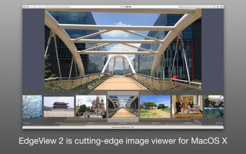 EdgeView v2.790 先进的图像查看工具