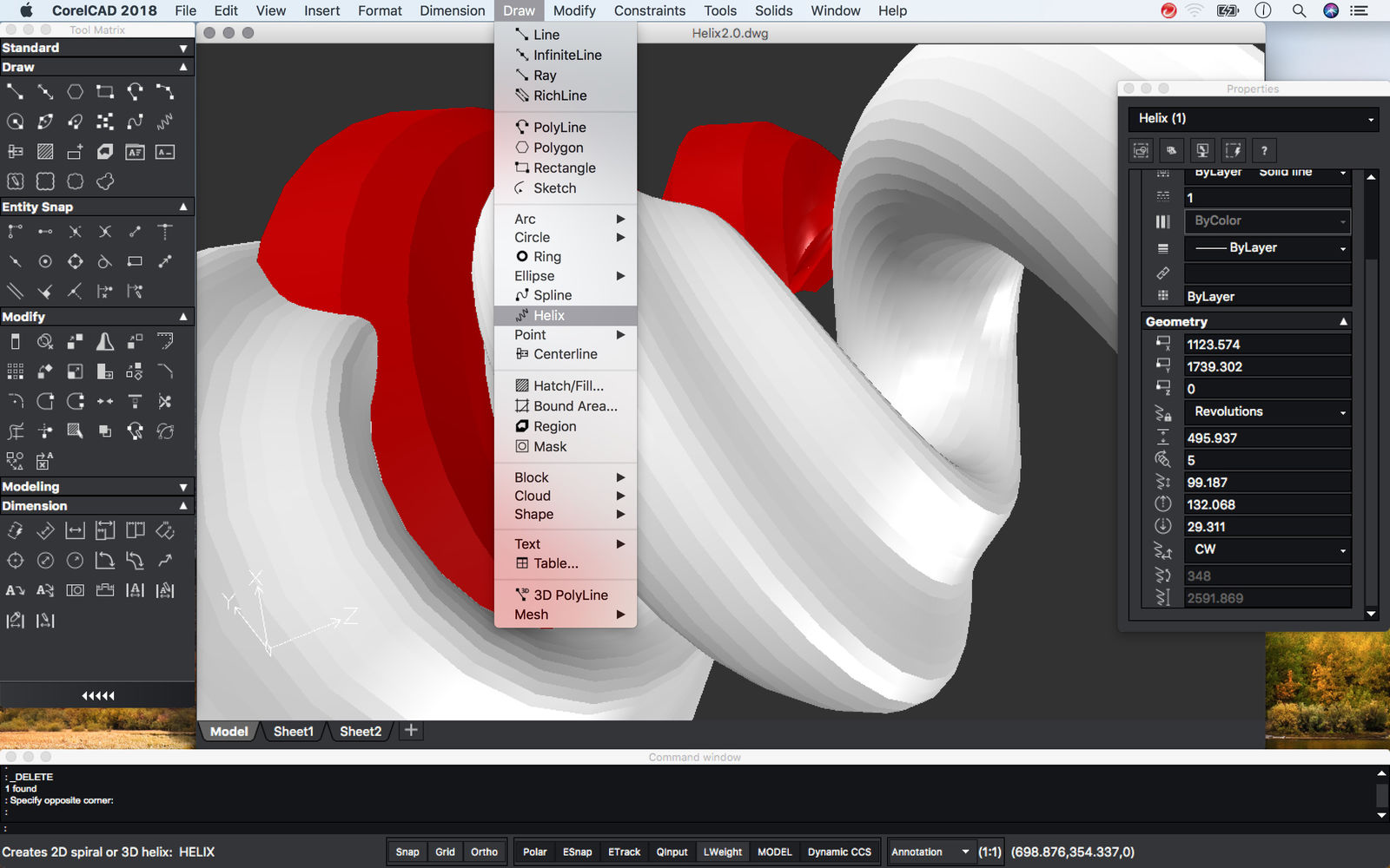 CorelCAD v2019.1.1.2035 非常好用的CAD设计制图软件